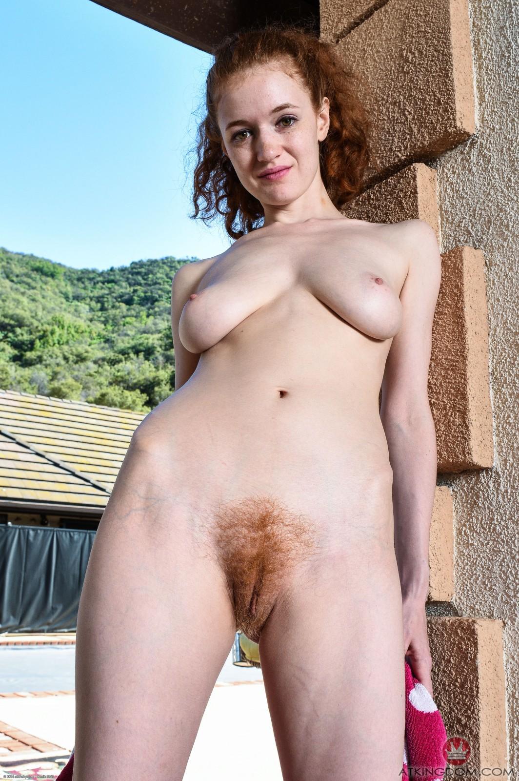 Hairy Asian Milf